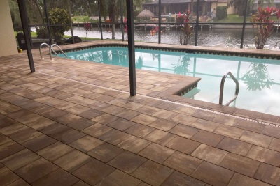 Pool Pavers - Cape Coral