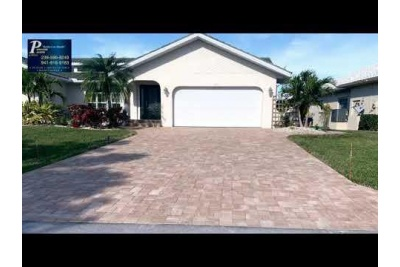 Paver Driveway Replacement Video