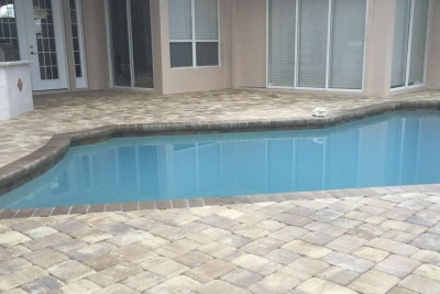 Pool Remodel - Cape Coral