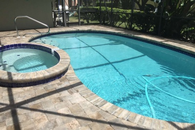 Pool Remodel - Fort Myers