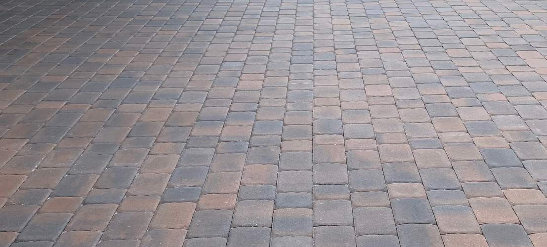 sealed pavers