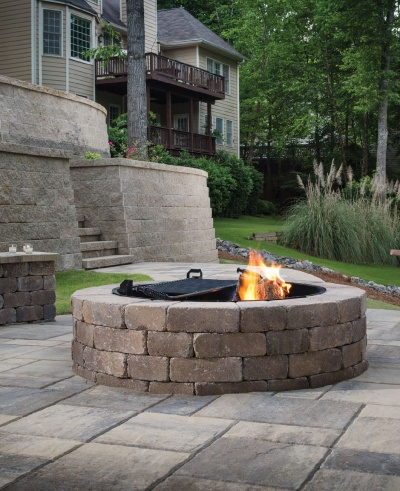 Weston Stone™ Fire Feature