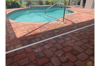 Pool Deck - Venice, FL - After