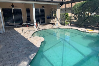 Pool Remodel in Naples, FL
